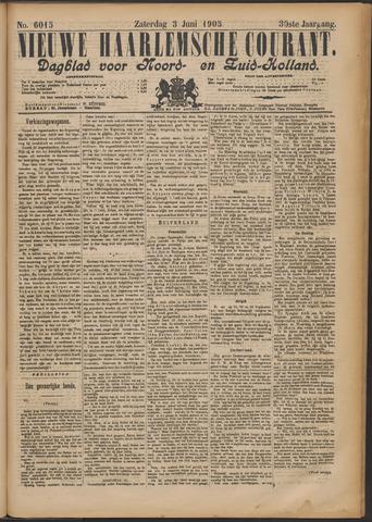 Nieuwe Haarlemsche Courant 1905-06-03