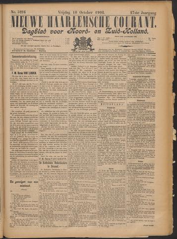 Nieuwe Haarlemsche Courant 1902-10-10
