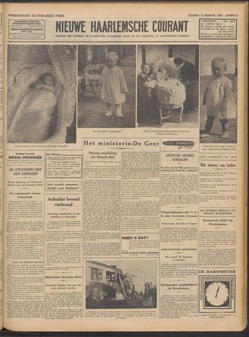 Nieuwe Haarlemsche Courant 1939-08-12