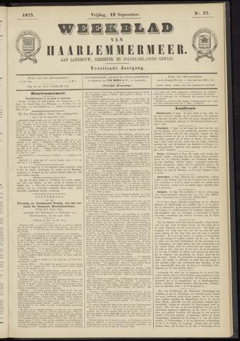 Weekblad van Haarlemmermeer 1873-09-12