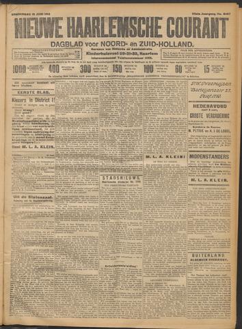 Nieuwe Haarlemsche Courant 1914-06-18