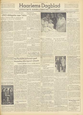 Haarlem's Dagblad 1951-08-06