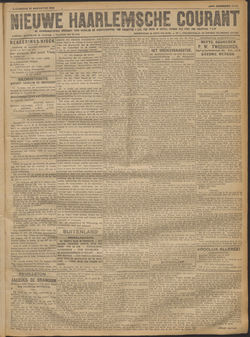 Nieuwe Haarlemsche Courant 1918-08-21