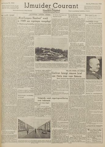 IJmuider Courant 1948-12-18