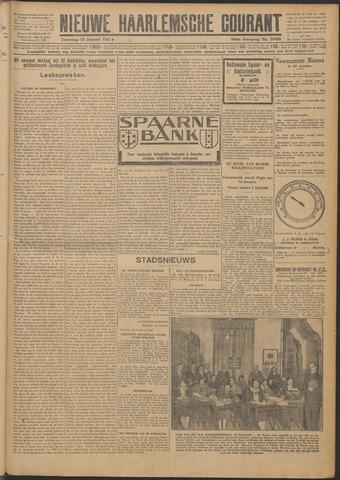 Nieuwe Haarlemsche Courant 1927-01-15