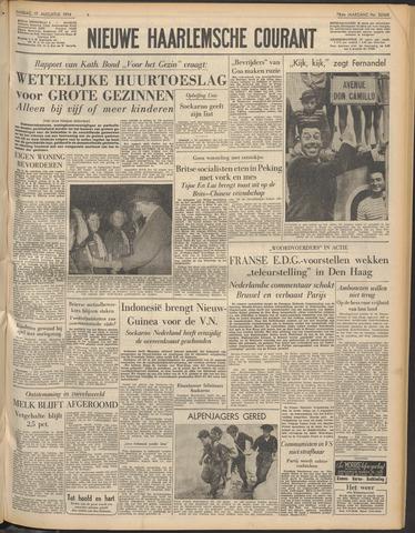 Nieuwe Haarlemsche Courant 1954-08-17