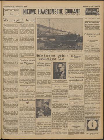 Nieuwe Haarlemsche Courant 1940-07-08