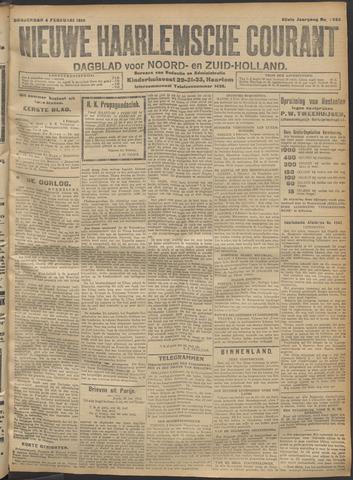 Nieuwe Haarlemsche Courant 1915-02-04