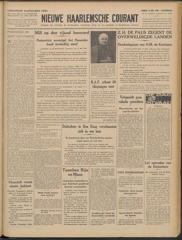 Nieuwe Haarlemsche Courant 1940-05-12