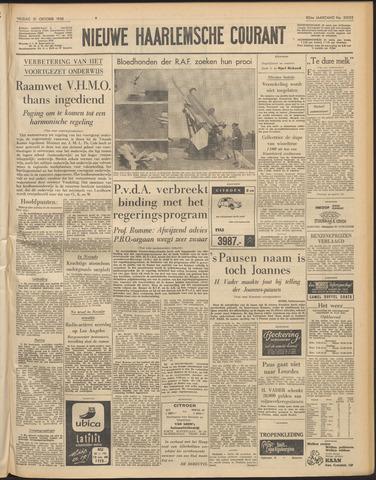 Nieuwe Haarlemsche Courant 1958-10-31