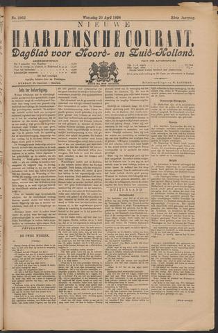Nieuwe Haarlemsche Courant 1898-04-20