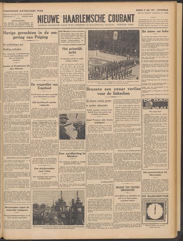 Nieuwe Haarlemsche Courant 1937-07-27