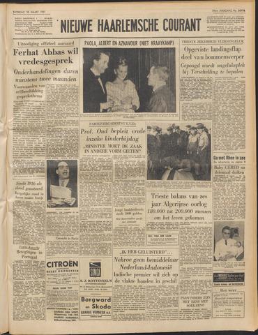 Nieuwe Haarlemsche Courant 1961-03-18