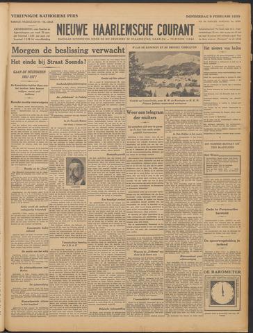 Nieuwe Haarlemsche Courant 1933-02-09