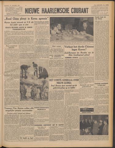 Nieuwe Haarlemsche Courant 1951-01-19