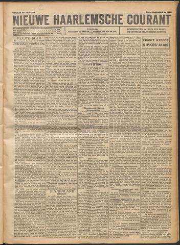 Nieuwe Haarlemsche Courant 1920-07-30