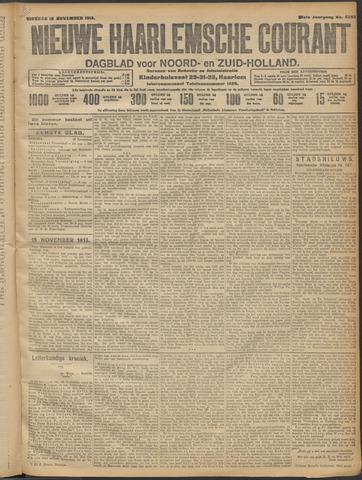 Nieuwe Haarlemsche Courant 1913-11-18