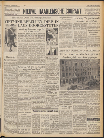 Nieuwe Haarlemsche Courant 1953-04-23