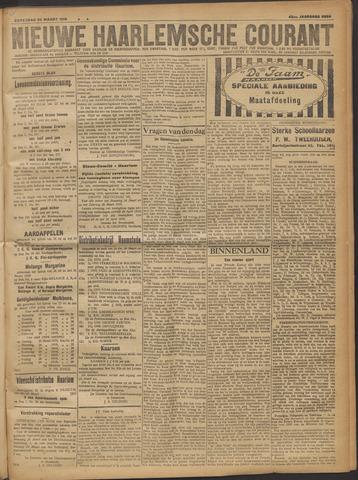 Nieuwe Haarlemsche Courant 1919-03-22