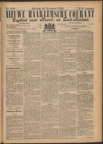 Nieuwe Haarlemsche Courant 1902-11-29