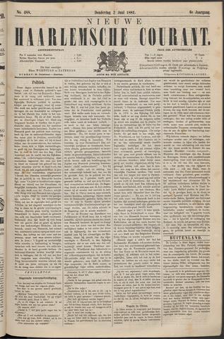 Nieuwe Haarlemsche Courant 1881-06-02