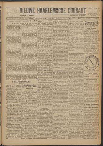 Nieuwe Haarlemsche Courant 1925-02-11