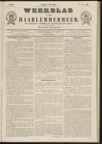 Weekblad van Haarlemmermeer 1872-07-12
