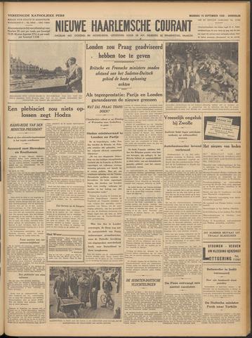 Nieuwe Haarlemsche Courant 1938-09-19