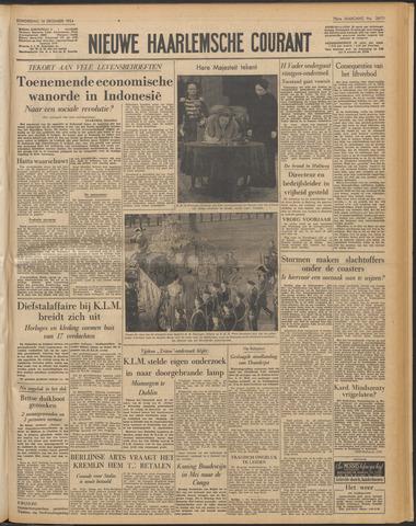 Nieuwe Haarlemsche Courant 1954-12-16