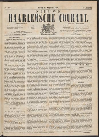 Nieuwe Haarlemsche Courant 1880-08-15