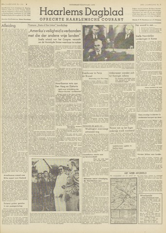 Haarlem's Dagblad 1951-01-09
