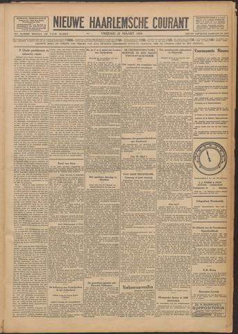 Nieuwe Haarlemsche Courant 1928-03-23