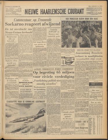 Nieuwe Haarlemsche Courant 1961-09-20