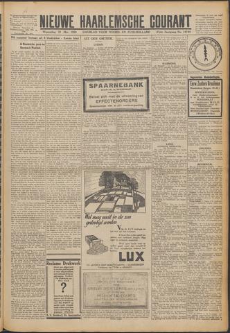 Nieuwe Haarlemsche Courant 1924-05-21