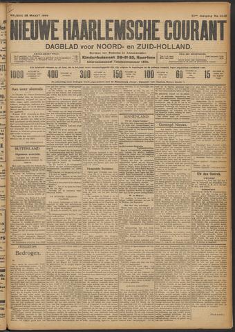 Nieuwe Haarlemsche Courant 1909-03-26