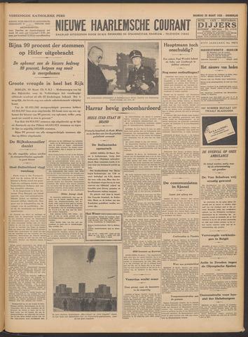 Nieuwe Haarlemsche Courant 1936-03-30