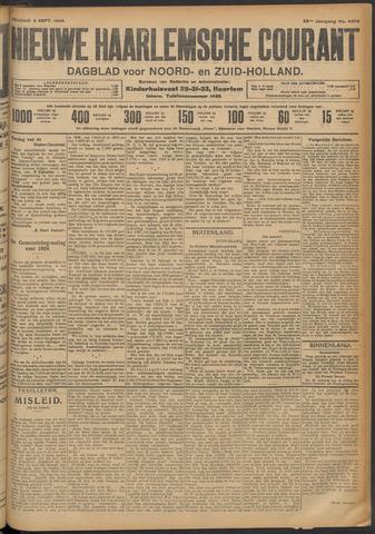 Nieuwe Haarlemsche Courant 1908-09-04
