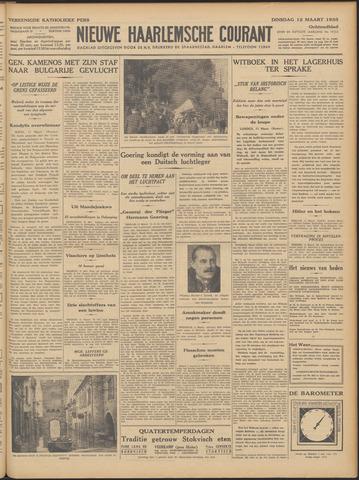 Nieuwe Haarlemsche Courant 1935-03-12