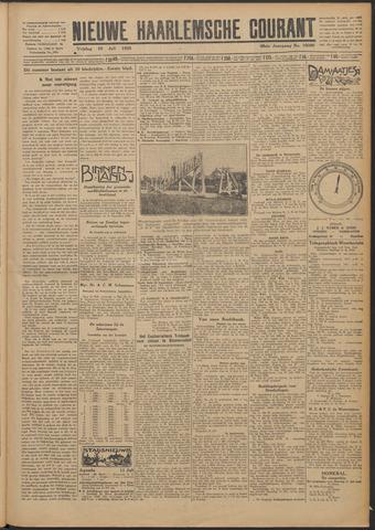 Nieuwe Haarlemsche Courant 1925-07-10