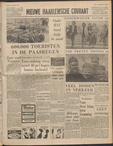 Nieuwe Haarlemsche Courant 1965-04-20