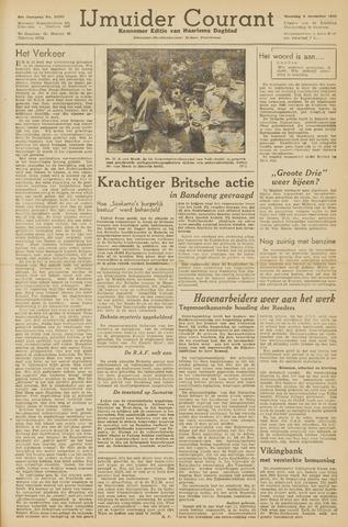 IJmuider Courant 1945-12-03