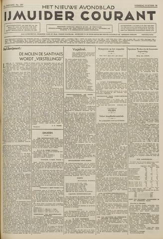 IJmuider Courant 1938-10-19
