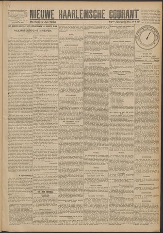Nieuwe Haarlemsche Courant 1923-07-09
