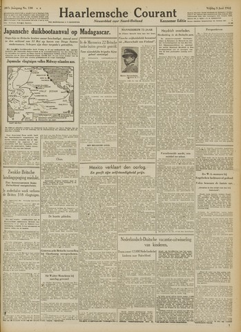 Haarlemsche Courant 1942-06-05