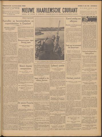 Nieuwe Haarlemsche Courant 1940-07-13