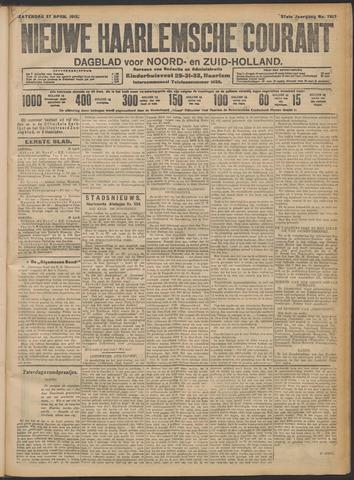 Nieuwe Haarlemsche Courant 1912-04-27