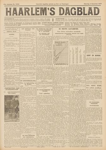 Haarlem's Dagblad 1926-12-04