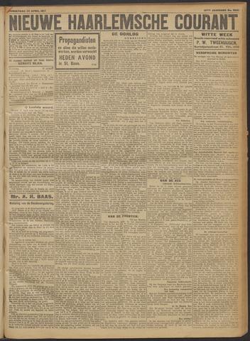Nieuwe Haarlemsche Courant 1917-04-26