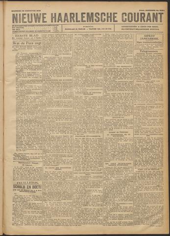 Nieuwe Haarlemsche Courant 1920-08-23