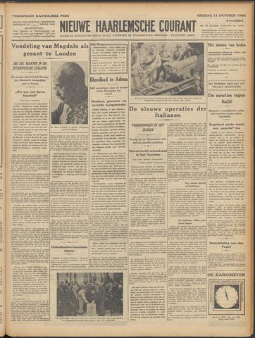 Nieuwe Haarlemsche Courant 1935-10-11